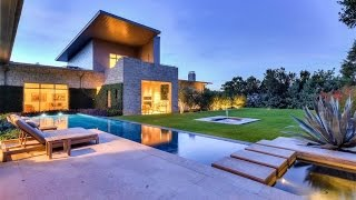 Exquisite Contemporary Architecture in Austin, Texas
