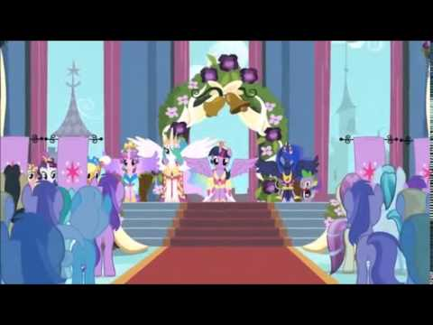 Twilight as the Princess and the Pauper-Written in Your Heart