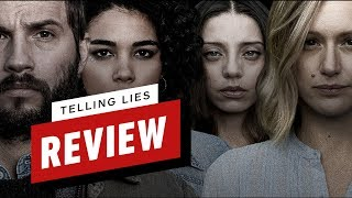 Telling Lies Review (Video Game Video Review)