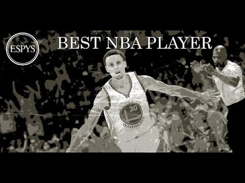 Stephen Curry Wins Best NBA Player and Best Male Athlete at ESPYS
