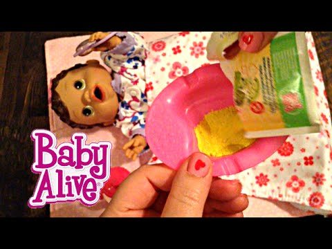 Baby Alive Changing Time Doll Olivia S Feeding And