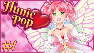 HuniePop (Part 1) | Love Faires, Puzzles, & Seduction: The Anime Version {Let's Play}