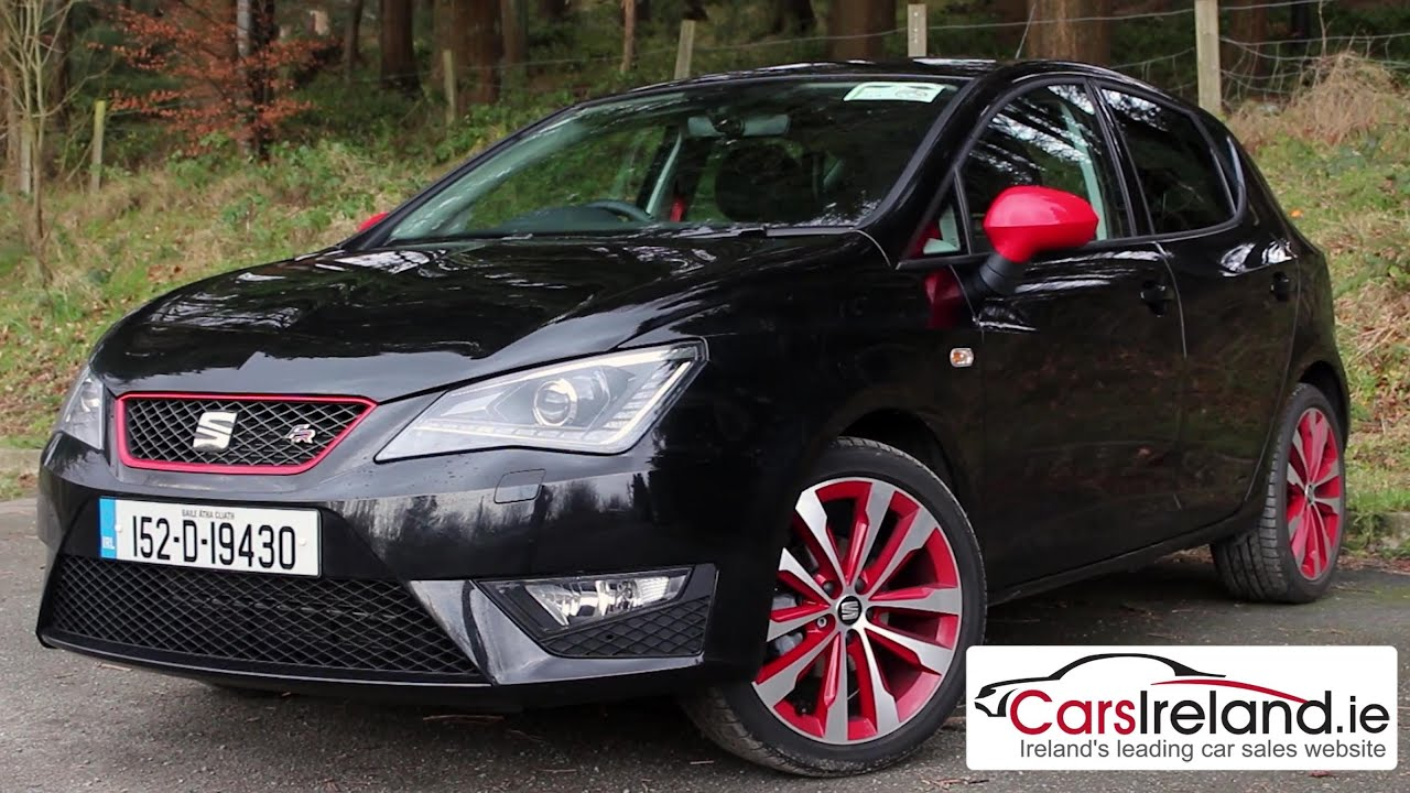 2016 seat ibiza review. Black Bedroom Furniture Sets. Home Design Ideas