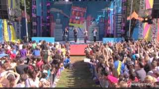 Baixar - Big Time Rush Confetti Falling Live Performance At The Worldwide Day Of Play 2013 Grátis