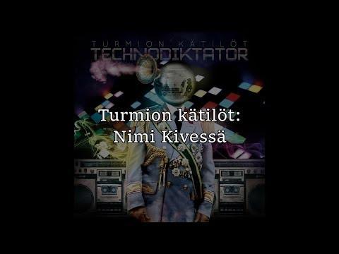 Turmion Kätilöt - Nimi kivessä (English & Finnish lyrics)