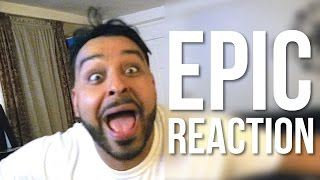 epic superbowl xlix reaction february 1 2 2015   naptural85 vlog