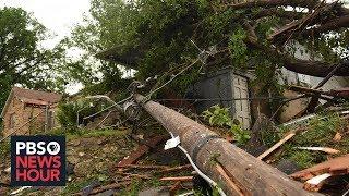 Deadly overnight tornadoes spread damage across Missouri