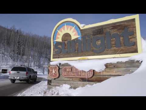 """Skiing at Sunlight Mountain - """"The Ultimate Family Resort"""""""