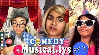 Comedy Musically Compilation 2018 - Best Musical.ly Videos // GEM Sisters