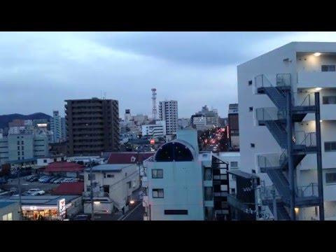 Fukushima City (TimeLapes)
