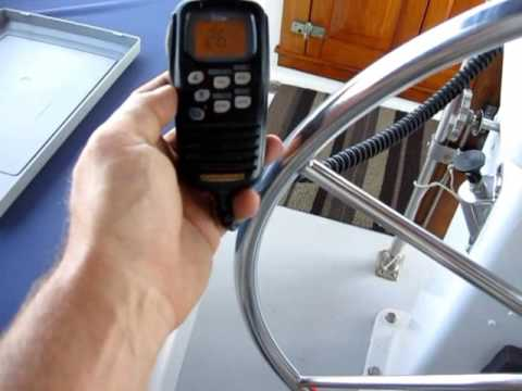 1979 47' Gulfstar Sailmaster Walk-through Video - Marine Surveyor Palm Beach