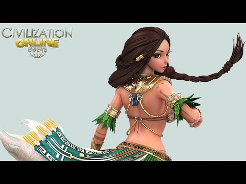 Getting to Know... Civilization Online (Free MMORPG Korea)