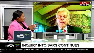 DISCUSSION: SARS Inquiry with Leon Louw