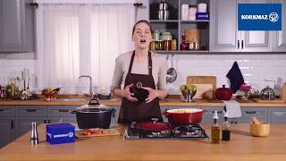 Kısık Ateşte Gerçeklerı - Demir Döküm ve Alüminyum Döküm Tencereler ile Yemek Pişirme