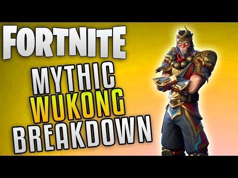 "Fortnite Save The World Mythic Wukong ""Fortnite Wukong Review"" Fortnite Wukong Gameplay"