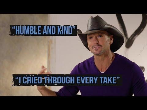 Tim McGraw on