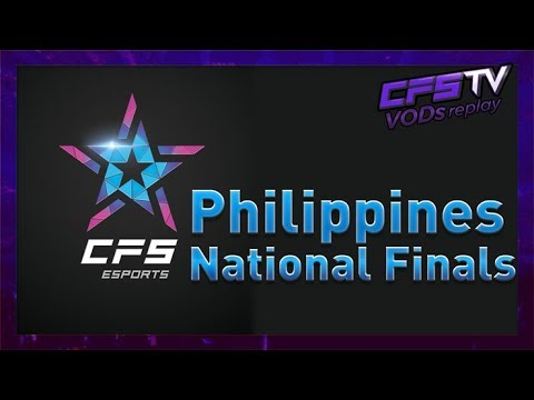 [CFS 2018] Philippines National Finals 3/3