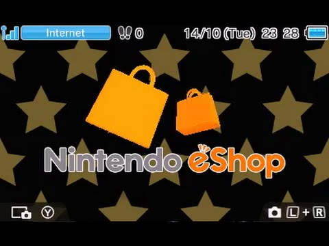 Update Nintendo 3DS  eShop Music & HOME Downloads
