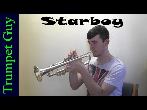 The Weeknd - Starboy (Trumpet Cover)