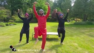 Bhangra to Akhar Ft. Amrinder Gill and VanCity Bhangra