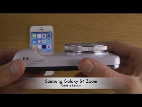 Samsung Galaxy S4 Zoom - Camera Review