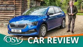 Skoda Scala - Is it better than the VW Golf? 2019
