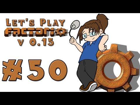 Let's Play: Factorio v15 -- Also Rail World! -- Episode 50