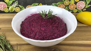 Салат из свеклы | Рецепты и Салаты от Лара готовит