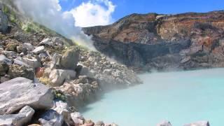 Grupo de expertos grabó los sonidos del Volcán Turrialba