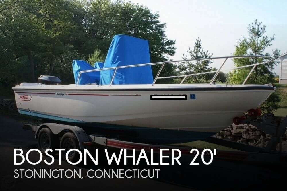 [UNAVAILABLE] Used 1998 Boston Whaler Outrage 20 in Stonington, Connecticut