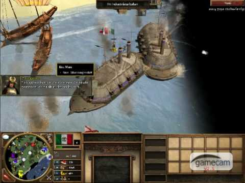 Age of Empires - Panzerschiffe.avi
