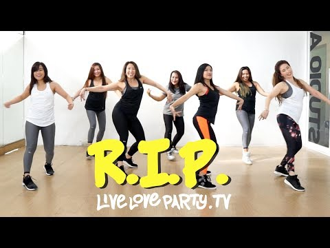 RIP  by Sofia Reyes   Love Party™ x Under Armour  Dance Fitness