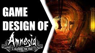 Why Amnesia: A Machine for Pigs wasn