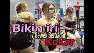 BIKIN IRI!!! 7 CEWEK DENGAN BADAN BEROTOT BIKIN COWOK MINDER