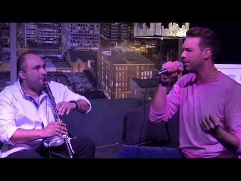Prova Generale  S' agapo  Spiros Siolos Live  Studio Seven TV