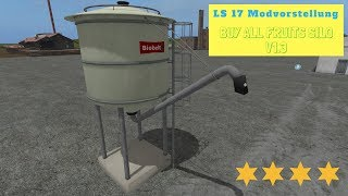 "[""https://www.modhoster.de/mods/buy-all-fruits-silo#description"", ""LS17"", ""Modvorstellung"", ""LS17 Modvorstellung"", ""Buy all Fruits Silo"", ""V1.3"", ""Deutsch"", ""HD""]"