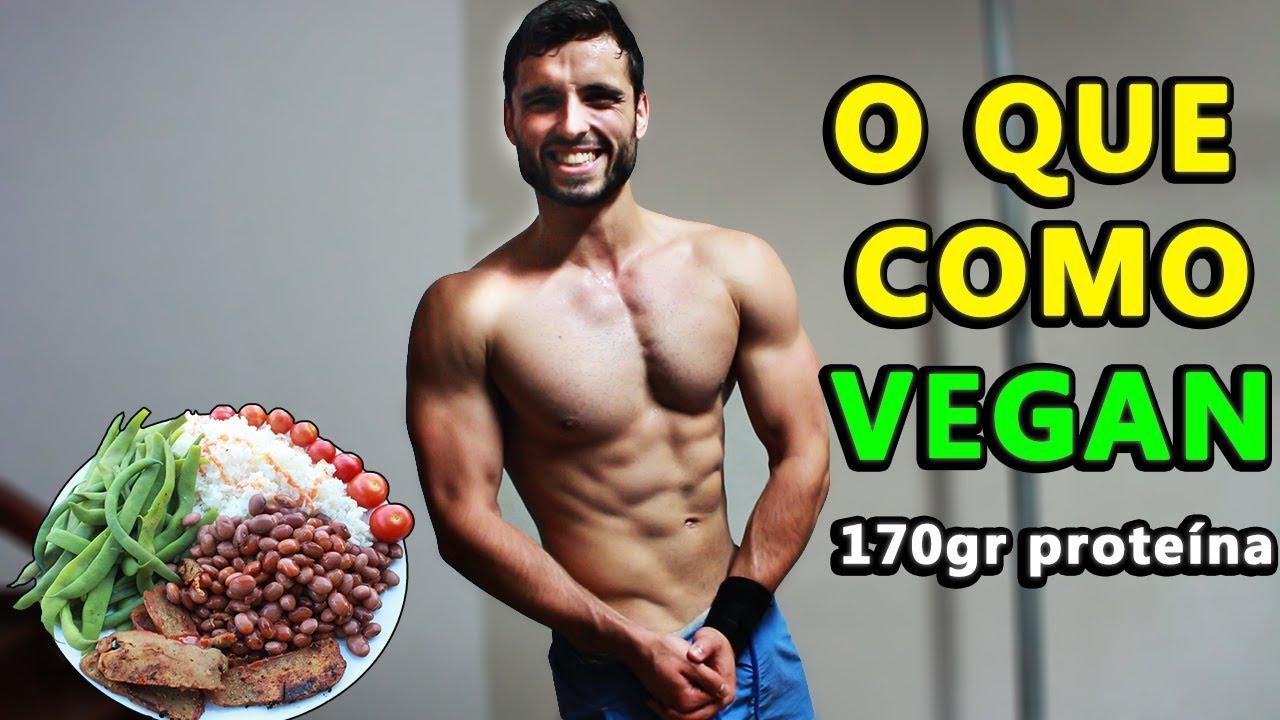 Dieta definicion muscular vegetariana