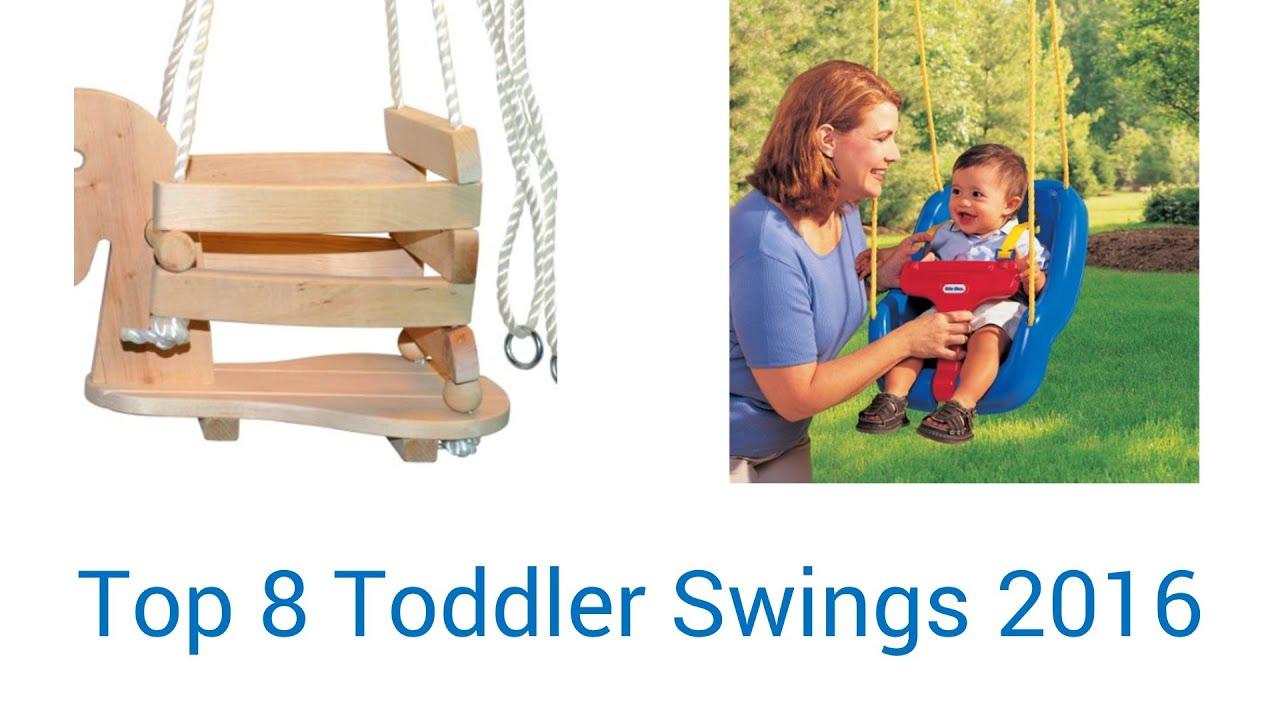 8 Best Toddler Swings 2016