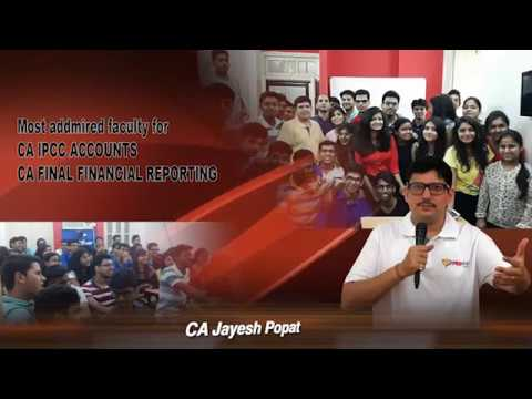 The Indian Partnership Act - Unit 2 Class 1 - Relations of Partners CA CPT Jaayyesh Popat