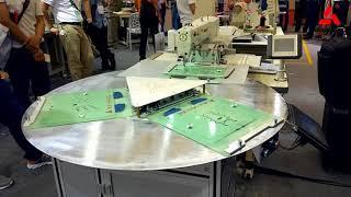名菱 三工位 全自動模板交換機 MLK-342H / 3GC