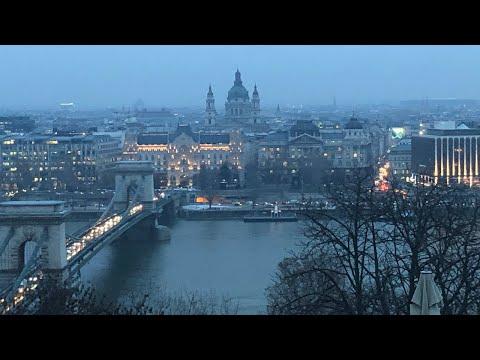 Apartment Tour in Budapest!