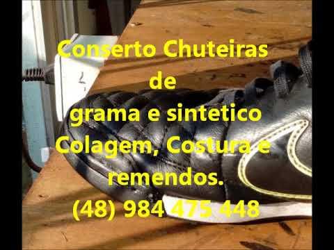 Conserto Chuteiras - Colagems 379c5e417f8f0