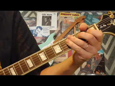 Jimmy Reed Guitar Lesson   Baby What You Want Me To Do