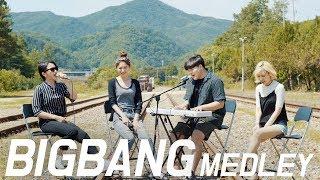 Video 빅뱅 메들리(BIGBANG Medley) - PLAYUS Cover download MP3, 3GP, MP4, WEBM, AVI, FLV Januari 2018