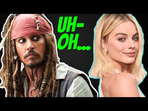 Margot Robbie Has Been Cast in a Female-Centric Pirates of the ...