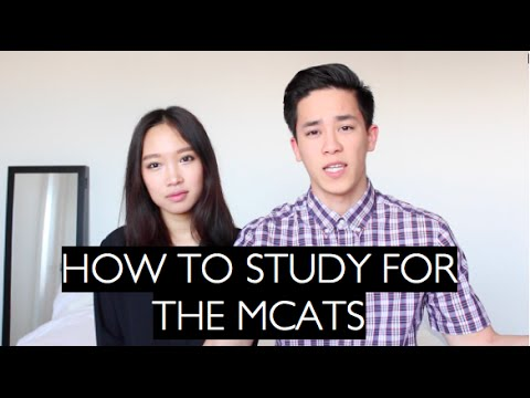 Medical School Series | (Part 1) How to Study for the MCAT