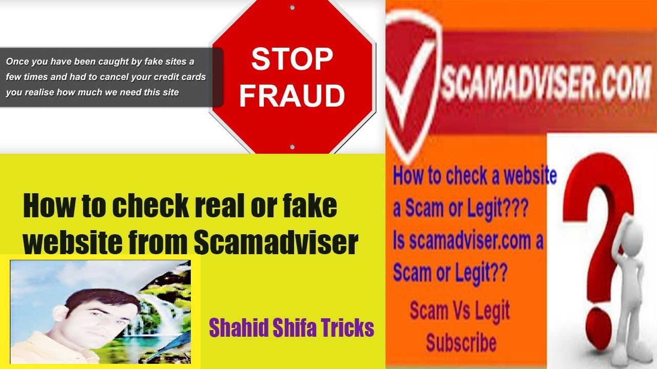 How to check website fake or real hindi/urdu