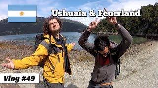 Ushuaia und Feuerland, Argentinien - Sehenswürdigkeiten & Tipps (Deutsch, Reisevideo 049)
