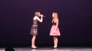 FOR GOOD, Wicked: Mallory Bechtel, Gabby Gillespie (Live)