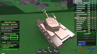 Roblox:mapa armored patrol